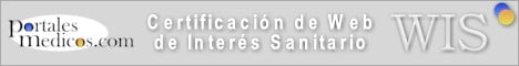 Certificación de Web de Interés Sanitario de Portales médicos.com